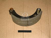 Колодки тормозные полуприцепа правая с накладками (ТАиМ). 9919(54326)-3501090
