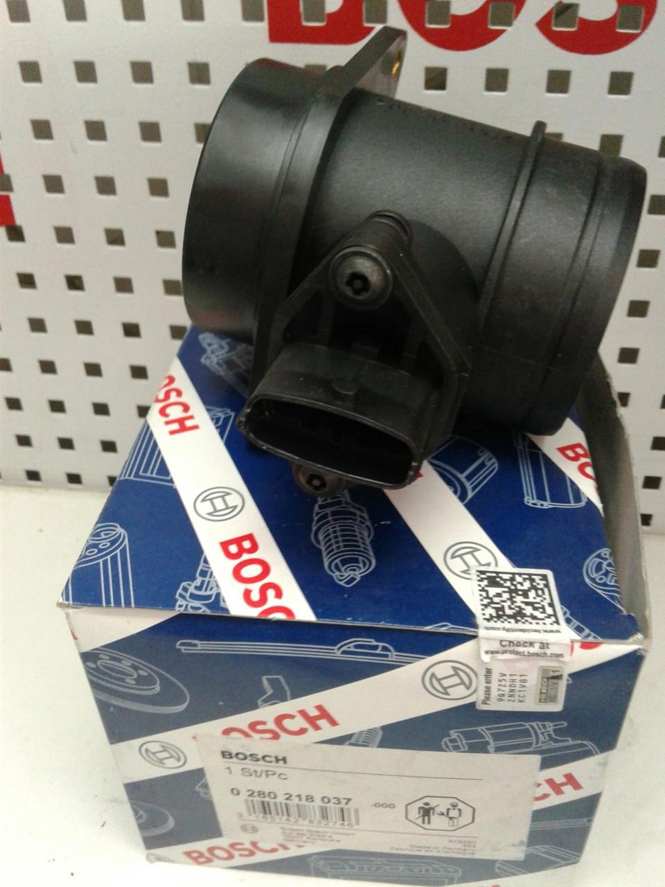 ДМРВ Bosch 0280218037, ДМРВ ВАЗ 1.5, 0 280 218 037, 037
