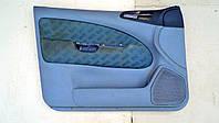 Обшивка двери (карта) передняя левая от Skoda Octavia 2000 г.в.