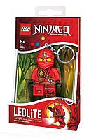 Lego Брелок-фонарик Ниндзяго  Кай (Ninjago Kai), IQ (LGL-KE77K)