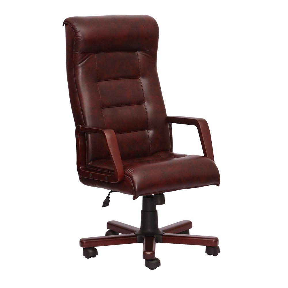Кресло Роял Экстра вишня Мадрас Бордо (AMF-ТМ)