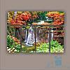 Модульная картина Полиптих Осень из 5 модулей