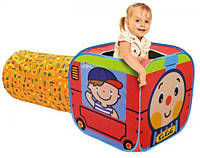 Вокзал - игровая палатка с тоннелем, K's Kids (10659)
