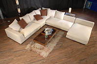 Красивый угловой диван под заказ Дизайн-2