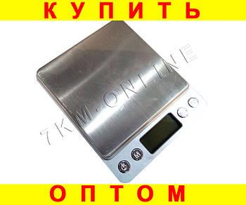 Профессиональные ювелирные весы 2кг 0.1 г D100