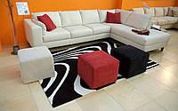 Угловой дизайнерский диван под заказ Дизайн-5