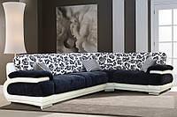 Стильный диван угловой Дизайн-8 под заказ