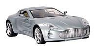 Машина на радиоуправлении 1:14 Aston Martin, аккумулятор, в коробке 33*15*9 см , MZ (2044-4)
