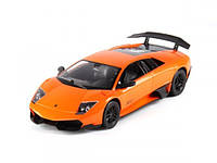 Машина на радиоуправлении 1:14 Lamborghini Murcielago, с рулем в коробке 31,5*15,5*8,5 см , MZ (2015F-5)