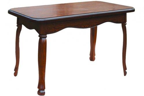 Кухонный стол Микс-Мебель Гаити деревянный раскладной 1200-1600*700 мм