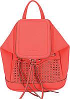Молодежная сумка-рюкзак Yes Weekend, терракотовая