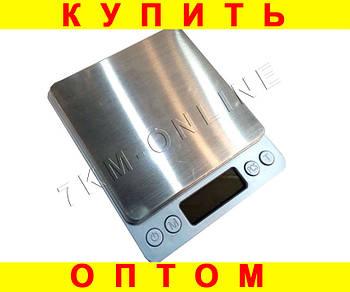 Профессиональные ювелирные весы 500г 0.01 г D100