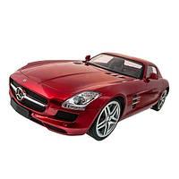 Машина на радиоуправлении 1:14 Mercedes-Benz SLS, аккумулятор, в коробке 34*15*9 см , 3 цвета, MZ (2024-1)