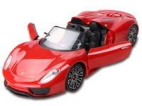 Машина на радиоуправлении 1:14 Porsche 918 открываются двери, в коробке , MZ (2146D)