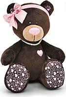 Медведица сидящая, 25 см, Choco & Milk, Orange (M004/25)