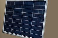 Поликристаллическая солнечная панель 50 Вт