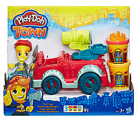 Пожарная машина - набор с пластилином Play-Doh Town, Play-Doh (B3416)