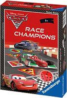Тачки-2: Чемпион гонок, настольная игра, Ravensburger (22156)