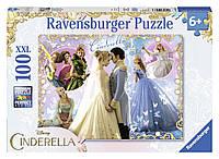 Дисней Золушка, Пазл XXL 100 элементов, Ravensburger (10566)