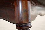 Кухонный стол Микс-Мебель Гаити деревянный раскладной 1200-1600*700 мм, фото 5