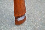 Кухонный стол Микс-Мебель Гаити деревянный раскладной 1200-1600*700 мм, фото 6
