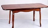 Кухонный стол Микс-Мебель Гаити деревянный раскладной 1200-1600*700 мм, фото 3