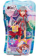 Charming Fairy, Волшебная фея Блум, кукла 27 см WinX (IW01011401)