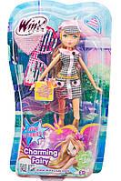 Charming Fairy, Волшебная фея Флора, кукла 27 см WinX (IW01011402)
