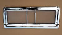 Решетка радиатора ВАЗ 2107 сетка хром
