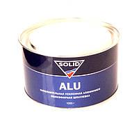 Шпатлевка усиленная алюминием SOLID alu 1кг
