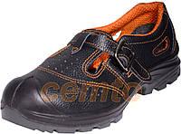Туфли рабочие (сандали) Ритм ТАЛАН на ПУП подошве, взуття спеціалье (напівчеревики робочі). С наплывом