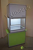 Бокс ламинарный (шкаф ламинарный) для работы с микроэлектроникой. Замены дисплея, ремонта мобильных телефонов.