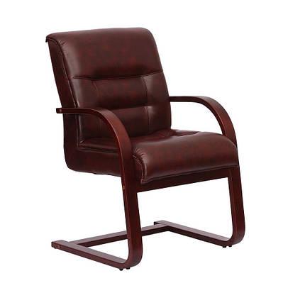 Кресло Роял CF вишня Мадрас Бордо (AMF-ТМ), фото 2