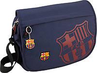 Сумка школьная молодежная FC Barcelona KITE BC15-981