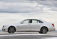 Боковые пороги AMG Mercedes W221 Long
