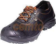 Туфли рабочие Оскар ТАЛАН на ПУП подошве, взуття спеціалье (напівчеревики робочі) С наплывом, фото 1