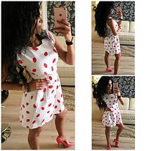 Платье Губы , фото 2
