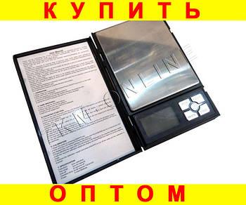 Ювелирные весы NoteBook 2кг 0,1 г D100
