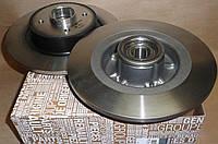 Тормозной диск  (к-т) на Renault Trafic 2, 7711130077