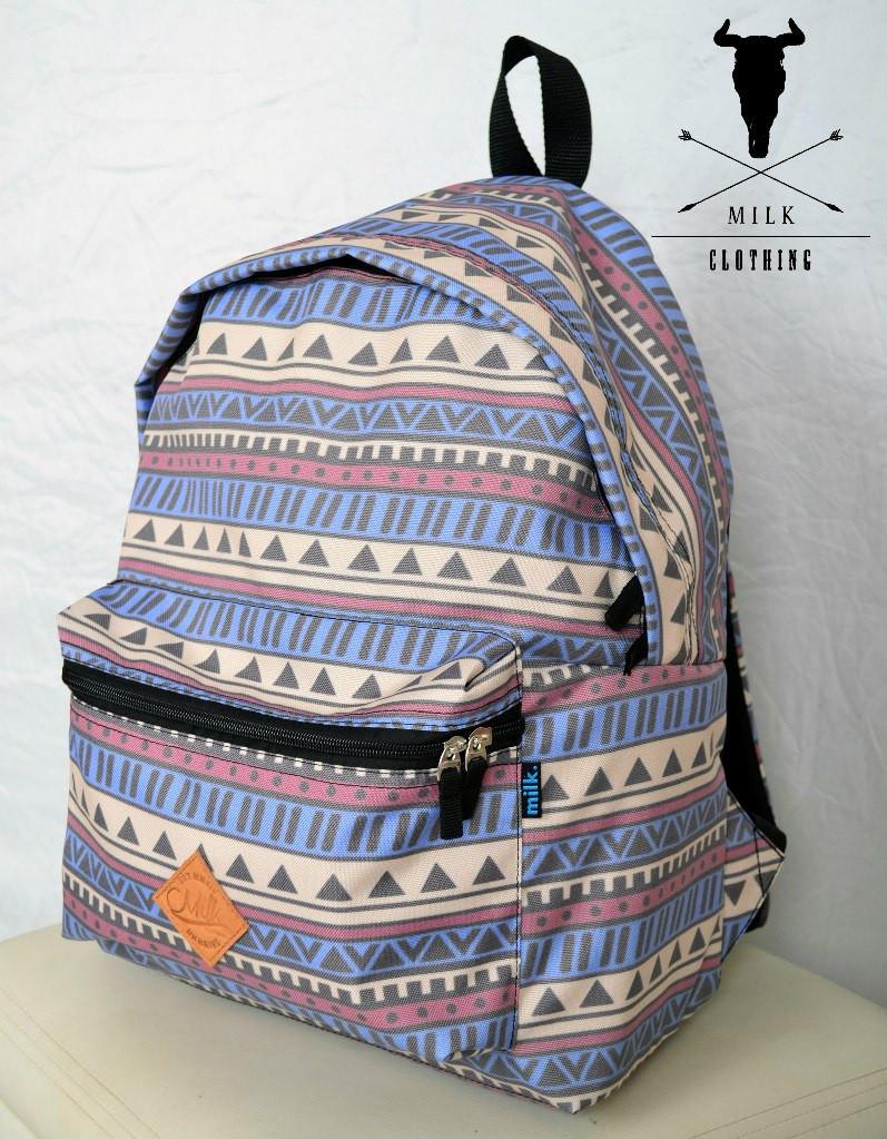 Рюкзак Milk Clothing - Aztec Print 1 Backpack