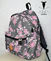 Рюкзак Milk Clothing - Roses Print 1 Backpack
