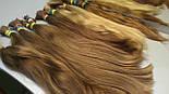 Слов'янські волосся в зрізі 40 див. Незабарвлені темні, фото 4