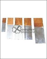 Переходная медно-алюминиевыая пластина МА100х10