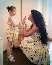 Платье мама-дочка , фото 3