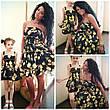 Платье мама-дочка , фото 2