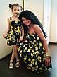 Платье мама-дочка , фото 4