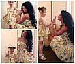 Платье мама-дочка , фото 5
