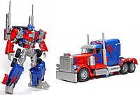 Уценка! Робот-трансформер Оптимус Прайм - Optimus Prime, TF1, Voyager, 19CM, Hasbro