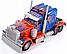 Эксклюзив! Робот-трансформер Оптимус Прайм - Optimus Prime, TF1, Voyager, 19CM, Hasbro, фото 7