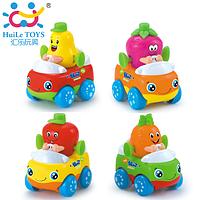Игрушка Huile Toys Машинка Тутти-Фрутти 8шт., фото 1